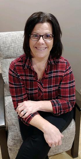 Sharon Faltz- Receptionist